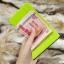 กระเป๋าสตางค์ผู้ชาย แบบหนีบแบงค์ รุ่น Slip Slim - สีเขียว thumbnail 9
