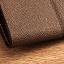 กระเป๋าสตางค์ผู้ชาย ทรงสั้น BORENYAS - สีน้ำตาล thumbnail 2