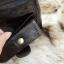 กระเป๋าสตางค์ผู้ชาย หนังแท้ ทรงตั้ง Ven Leather Wax - สีน้ำตาลเข้ม thumbnail 15