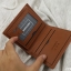 กระเป๋าสตางค์ผู้ชาย ทรงตั้ง PIDENGBAO - สีเทา thumbnail 8