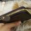 กระเป๋าสตางค์ผู้ชาย หนังแท้ ทรงตั้ง Ven Leather Zipper - สีน้ำตาลอ่อน thumbnail 6