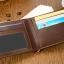กระเป๋าสตางค์ผู้ชาย ทรงสั้น รุ่น Yatebao Brown - สีน้ำตาล thumbnail 6