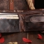 กระเป๋าสตางค์ผู้ชาย หนังแท้ ทรงสั้น Short Leather Wax - สีน้ำตาลเข้ม thumbnail 5