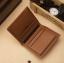 กระเป๋าสตางค์ผู้ชาย ทรงตั้ง PIDENGBAO - สีเทา thumbnail 4