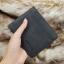 กระเป๋าสตางค์ผู้ชาย ทรงสั้น Pidengbao รุ่น circle - สีดำ thumbnail 6