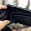 กระเป๋าสตางค์ผู้ชาย หนังแท้ ซิปรอบ รุ่น GUBINTU Zipper - สีดำ thumbnail 10