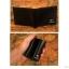 กระเป๋าสตางค์ผู้ชาย ทรงสั้น SEPTWOLVES - สีดำ thumbnail 3