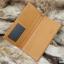กระเป๋าสตางค์ผู้ชาย ทรงยาว dandeli - สีน้ำตาล thumbnail 6