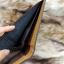กระเป๋าสตางค์ผู้ชาย ทรงสั้น รุ่น B - สีดำ thumbnail 9