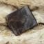 กระเป๋าสตางค์ผู้ชาย หนังแท้ ทรงสั้น Short Leather Wax - สีน้ำตาลเข้ม thumbnail 7