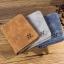 กระเป๋าสตางค์ผู้ชาย ทรงตั้ง Ven HENGSHENG - สีเทา thumbnail 6