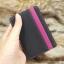 กระเป๋าสตางค์ผู้ชาย แบบหนีบแบงค์ Stable Magic Money Clip - สีดำ ชมพู thumbnail 6