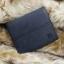 กระเป๋าสตางค์ผู้ชาย ทรงสั้น รุ่น B - สีน้ำเงิน thumbnail 5