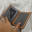กระเป๋าสตางค์ผู้ชาย ทรงตั้ง PIDENGBAO - สีน้ำตาล thumbnail 8