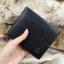 กระเป๋าสตางค์ผู้ชาย ทรงสั้น รุ่น B - สีดำ thumbnail 6