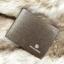 กระเป๋าสตางค์ผู้ชาย ทรงสั้น Chuancheng - สีน้ำตาลทอง thumbnail 3