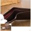 กระเป๋าสตางค์ผู้ชาย ทรงสั้น รุ่น Yatebao Brown - สีน้ำตาล thumbnail 2