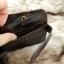 กระเป๋าสตางค์ผู้ชาย หนังแท้ ทรงสั้น Short Leather Wax - สีน้ำตาลเข้ม thumbnail 13