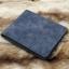 กระเป๋าสตางค์ผู้ชาย ทรงสั้น Sevjink Clear - สีฟ้า thumbnail 2