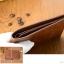 กระเป๋าสตางค์ผู้ชาย ทรงสั้น รุ่น Yatebao Brown - สีน้ำตาล thumbnail 4