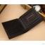 กระเป๋าสตางค์ผู้ชาย ทรงสั้น PIDENGBAO Metal - สีน้ำเงิน thumbnail 3