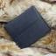 กระเป๋าสตางค์ผู้ชาย ทรงสั้น รุ่น B - สีน้ำเงิน thumbnail 6