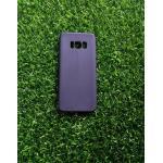 TPU สีทึบ 0.18 บางเฉียบ S8 สีดำ