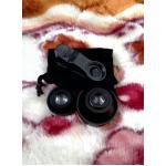 คลิปเลนส์กล้อง 3in1 สีดำ