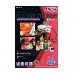 Hi-Jet GLOSSY Sticker 120 Gsm. (A4/50 Sheets)