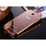 BP.อลูมิเนียมหลังสไลด์ Mirror (NEW) S4 สี Pink Gold
