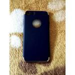 PC ประกบหัวท้ายโครเมี่ยม iphone7/iphone8(ใช้เคสตัวเดียวกัน) สีดำ