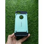 2ชั้นกันกระแทก SPIGEN iphone7/iphone8(ใช้เคสตัวเดียวกัน) สีเขียวมิ้น