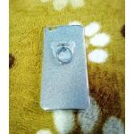 TPU กากเพชร (มีเเหวนตั้งได้) VIVO V5(Y67)/V5S/V5 Lite(ใช้เคสตัวเดียวกัน) สีเงิน