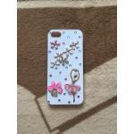 เพชร LOVE iphone5/5s/se ลายบัลเลย์