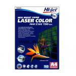Hi-Jet High Bright Paper Laser Color Print 2 Side 190Gsm. (A4) (A4/50 Sheets)