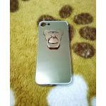 TPU โครเมี่ยมพร้อมแหวน iphone7/iphone8(ใช้เคสตัวเดียวกัน)สีทอง