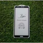 ฟิล์มกระจกเต็มจอ JDO Huawei Y7 Prime สีดำ