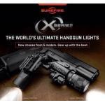 New.Surefire X400V LED WeaponLight W/ Red Las ราคาพิเศษ