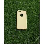 TPU สีทึบ 0.18 บางเฉียบ iphone6/6s สีเหลือง