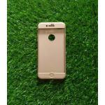 เคสประกบ 360 องศา(New) iphone7 plus/iphone8 plus(ใช้เคสตัวเดียวกัน) สีทอง