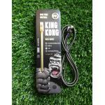 สายชาร์จ Remax Kingkong(ของแท้) iphone5-6/ipadmini/air1/air2 สีดำ