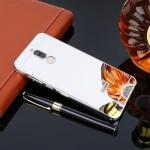 BP.หลังสไลด์ Mirror Huawei Nova2i สีเงิน