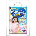 Mamy Poko Pants (Girls) ไซส์ L ขนาด 52 ชิ้น ไม่มีหูหิ้ว ** ไม่รวมค่าจัดส่ง