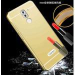 BP.อลูมิเนียมหลังสไลด์ Mirror Huawei GR5(2017)(6X) สีทอง