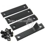 URX 3.1 Panel Kit Rail Cover Set