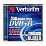Verbatim Mini DVD+R DL 8CM 43584 (1 pcs/Jewel Case)