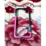 ฺBumper Walnutt iphone6/6s ชมพู-ดำ