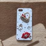 เพชร LOVE iphone6/6s ลายไฮโซ