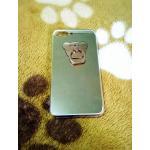 TPU โครเมี่ยมพร้อมแหวน iphone7 plus/iphone8 plus(ใช้เคสตัวเดียวกัน) สีทอง