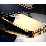 BP.อลูมิเนียมหลังสไลด์ Mirror Note5 สีทอง